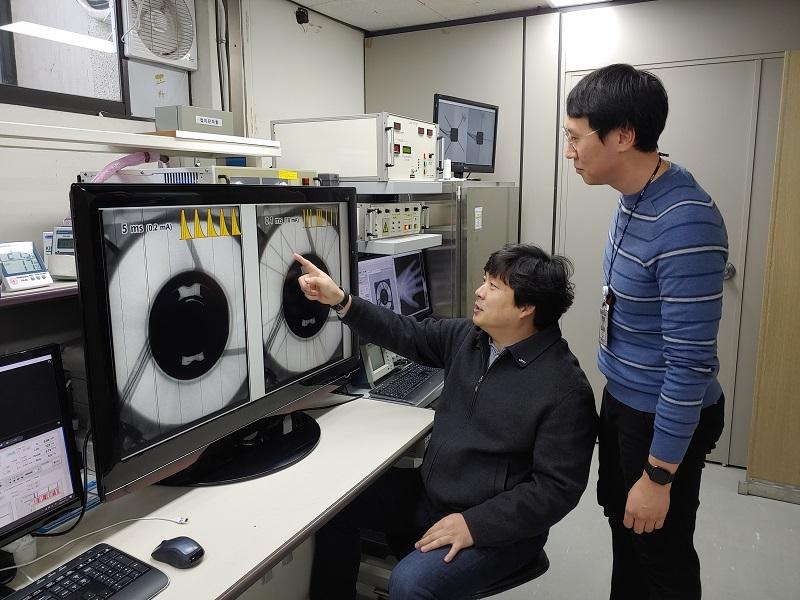 [2020-5호] ETRI, 방사선 노출 대폭 줄인 엑스선 소스 상용화